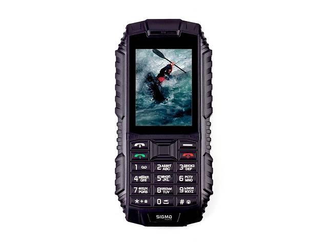 бу Мобильный телефон Sigma mobile X-treme DT68 Black в Киеве