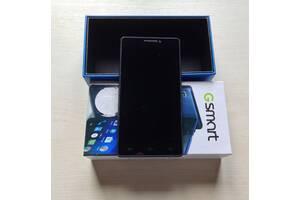 Мобильный телефон смартфон Gigabyte GSmart Classic Pro Dark Blue