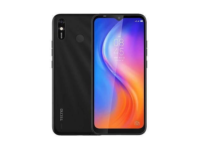 купить бу Мобильный телефон TECNO BB4k (Spark 4 Lite 2/32Gb) Midnight Black (4895180754593) в Харькове