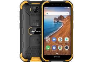 Мобильный телефон Ulefone Armor X6 2/16GB Black Orange (6937748733430)