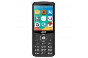 Мобильный телефон Verico Style S283 Black (4713095606892)