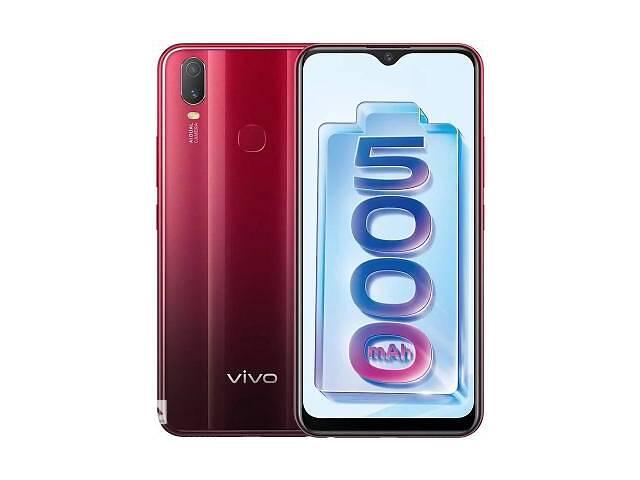 продам Мобильный телефон vivo Y11 3/32 GB Agate Red бу в Харькове