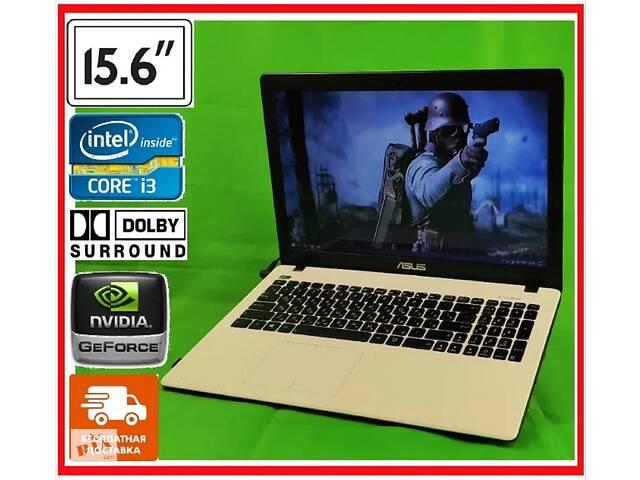 МОЩНЫЙ ноутбук Asus: Intel Core i3 GEFORCE 8Gb. БЕСПЛАТНАЯ доставка!