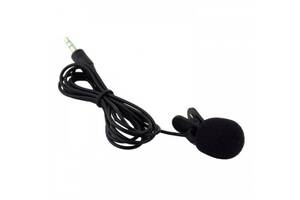 Микрофон петличный нагрудный YW-001