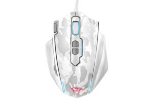 Мышь TRUST GXT 155W Gaming Mouse white camouflage (20852_TRUST)