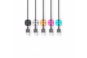 Набор кабельных органайзеров ORICO Multicolor, 5 штук