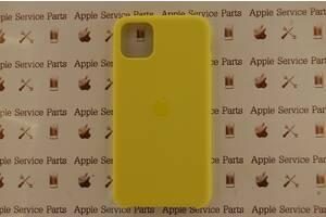 Накладка оригинальная Apple Silicone Case для iPhone 11 Pro Max Flash
