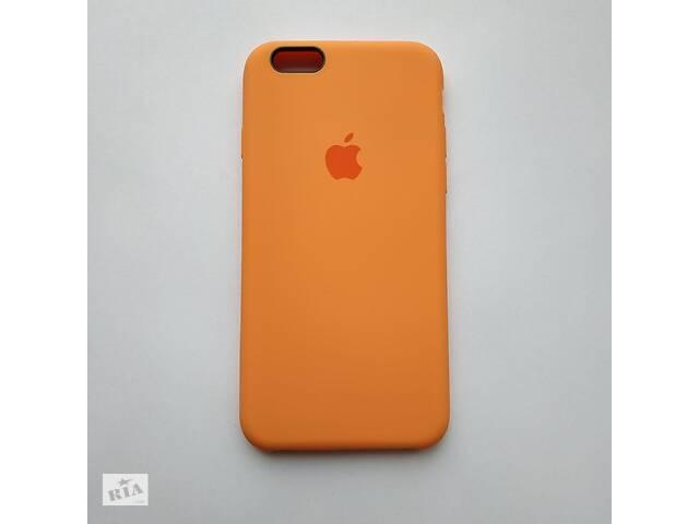 продам Чехол Silicone Case для Apple iPhone 6, 6S Papaya бу в Харькове