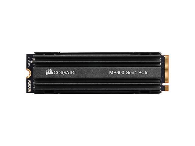 продам Накопитель SSD 1TB M.2 NVMe Corsair Force Series MP600 M.2 2280 PCIe Gen4.0 x4 3D TLC (CSSD-F1000GBMP600) бу в Киеве