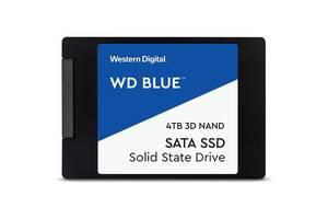 "Накопитель SSD 2.5"" 4TB WD (WDS400T2B0A)"
