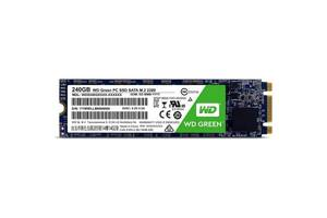 Накопитель SSD M.2 2280 240GB Western Digital (WDS240G2G0B)