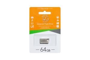 Накопитель Usb Flash Drive TG 64gb Metal 109 SKL11-280020