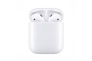 Наушники AirPro TWS 2 Series JKR High with PopUp wireless charger White