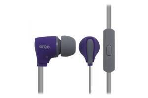 Наушники Ergo VM-110 Violet