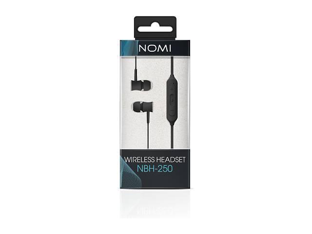 НАУШНИКИ NOMI NBH-250 BLACK- объявление о продаже  в Запорожье