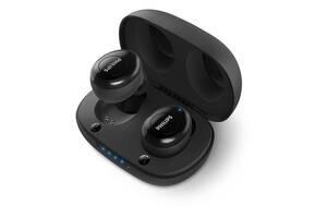 Наушники Philips UpBeat TAUT102BK True Wireless Mic Black