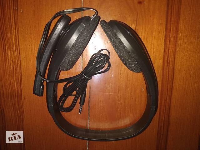 купить бу наушники с микрофоном для пк телефона игровые в Николаеве