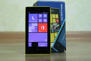 Nokia Lumia 520 Original (Windows Mobile)