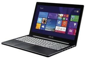 """Ноутбук Asus Q501LA-BSI5T19 / 15.6"""" (1920x1080) IPS / Intel Core i5-4200U (2(4) ядра по 1.6 - 2.6 GHz) / 8 GB DDR3 /..."""