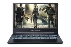 Ноутбук Dream Machines G1660Ti-15 (G1660TI-15UA40)