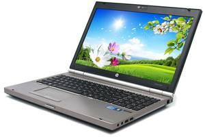 Ноутбук HP EliteBook 8560p 15.6 HD LED (Core i5-2520m 2.5 ГГц, 4 ГБ ОЗУ DDR3, 250 ГБ HDD, Windows 7) - Суперцена!