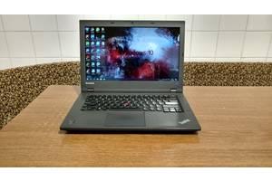 Ноутбук Lenovo Thinkpad L440, 14'', i3-4000M, 8GB, 500GB. Гарантія. Перерахунок, готівка