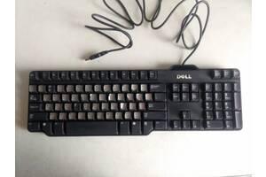 Оригинальное USBклавиатура DELL RT7D50 (USB) кириллица-раскладка