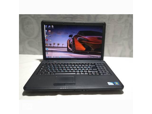 купить бу Отличный ноутбук Lenovo G550 для дома или офиса. в Киеве