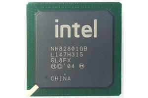Южный мост чип NH82801GB SL8FX BGA