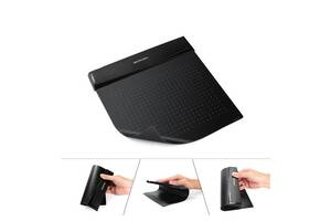 Планшет графический гибкий для рисования Gaomon S56K рабочая поверхность 160x120мм Черный (acf_00322)