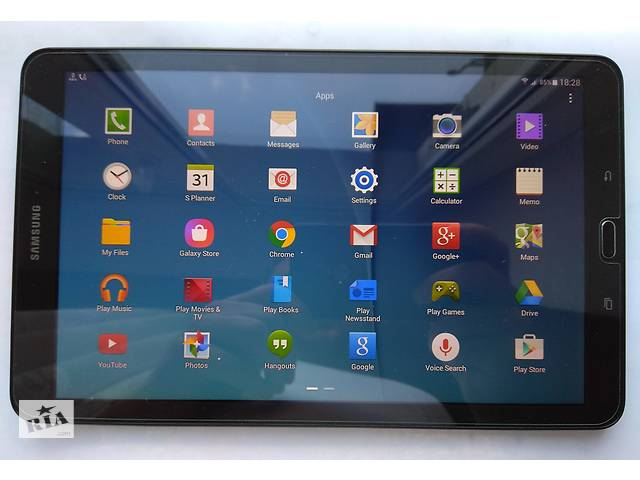 """Планшет-телефон 9.6"""" Samsung Galaxy Tab E SM-T561 (3G+WiFi) б\у- объявление о продаже  в Киеве"""