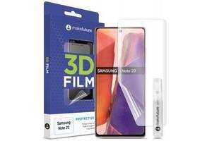 Пленка защитная MakeFuture Samsung Note20 Liquid Glue 3D Film (MFA-SN20)