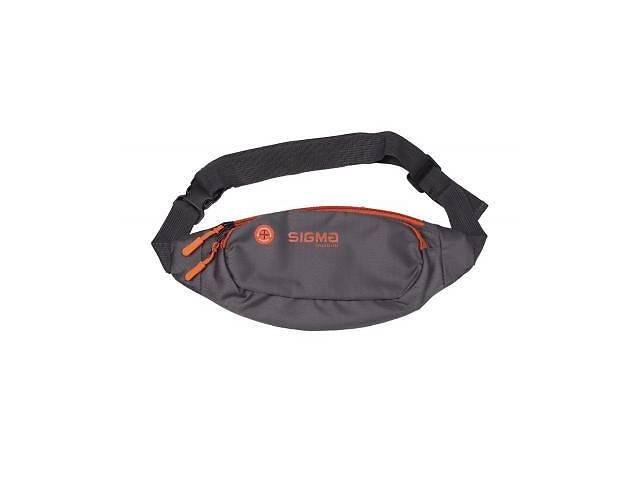купить бу Подарок к мобильному телефону Sigma Поясна сумка X-active BS-90 Urbanistic Hip Bag Gray (4827798121023) в Харькове