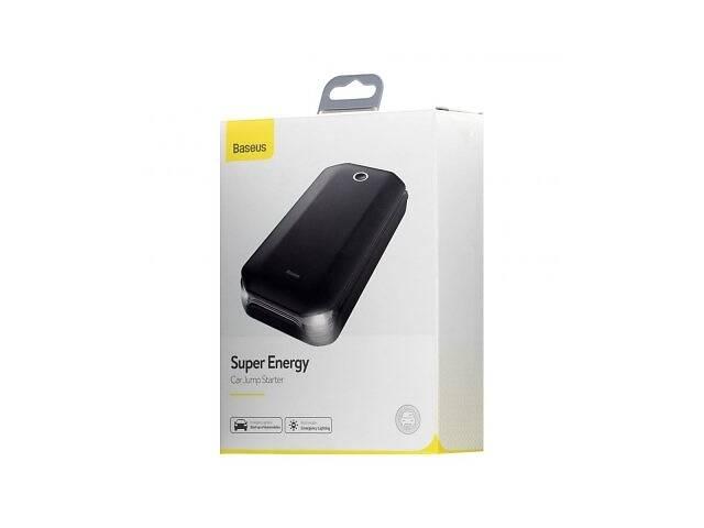 купить бу Портативная батарея Power Bank Baseus Crjs Super Energy Car Jump Starter 8000mAh SKL11-280513 в Киеве