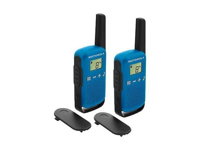 продам Портативная рация Motorola TALKABOUT T42 Blue Twin Pack (B4P00811LDKMAW) бу  в Украине