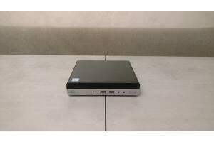 Мощный мини-ПК HP EliteDesk 800 G3 mini, i5-6600T, 8GB DDR4, 256GB SSD. Гарантия. Наличные, перерасчет, PayPal.