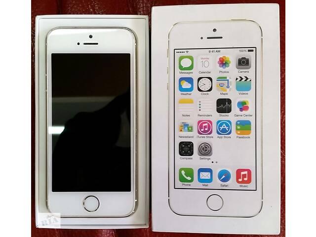 купить бу Продам Apple iPhone 5S 64GB в Одессе