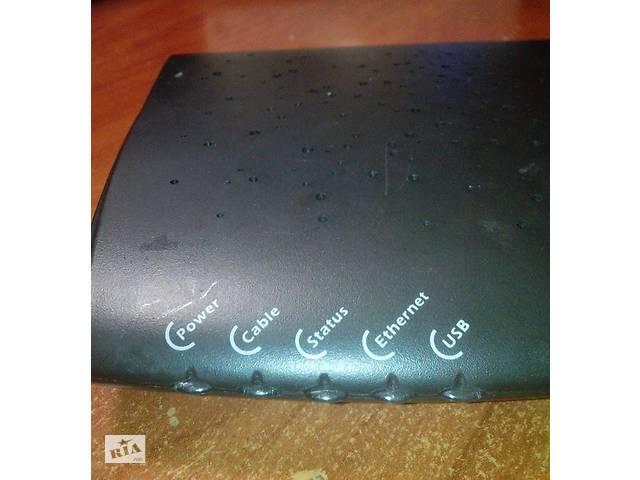 купить бу Продам кабельный модем Hitron BRG-35302-ED (для интернета) в Обухове