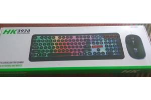 Продам новую клавиатуру с мышкой.игровую.