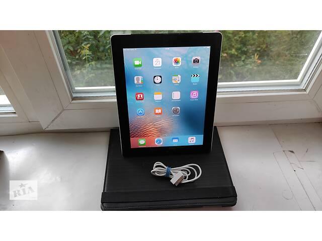 бу Продам планшет Apple iPad 2 wi-fi 3g 64gb, + чохол з акумулятором. в Вінниці