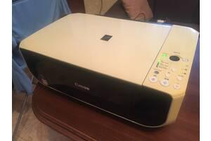 Принтер,сканер,копирует три в одном  Кэнон,цветной
