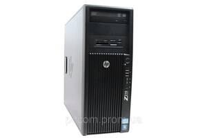 Рабочая станция HP Z210 4х ядерный Core I7 2600 8GB RAM 1TB HDD +  NVIDIA Quadro 2000 1024MB
