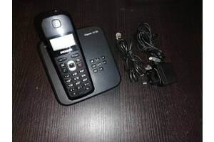 Радиотелефон Siemens Gigaset AS185 Black