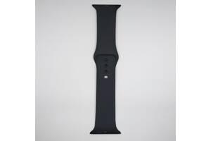 Ремешок Apple Watch 42mm M/L silicone Black