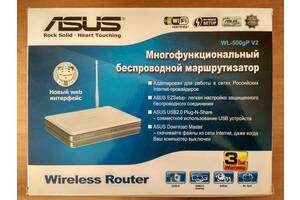 Роутер Asus WL-500gP