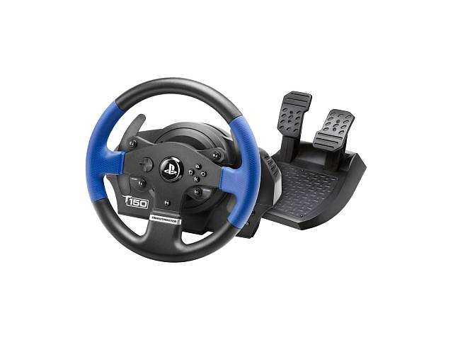 продам Руль ThrustMaster T150 Ferrari Wheel with Pedals (4160630) бу в Харькове