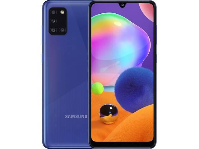 купить бу Samsung Galaxy A31 4/128GB (SM-A315FZBVSEK) Blue UA-UCRF (Код товара:10862) в Харькове