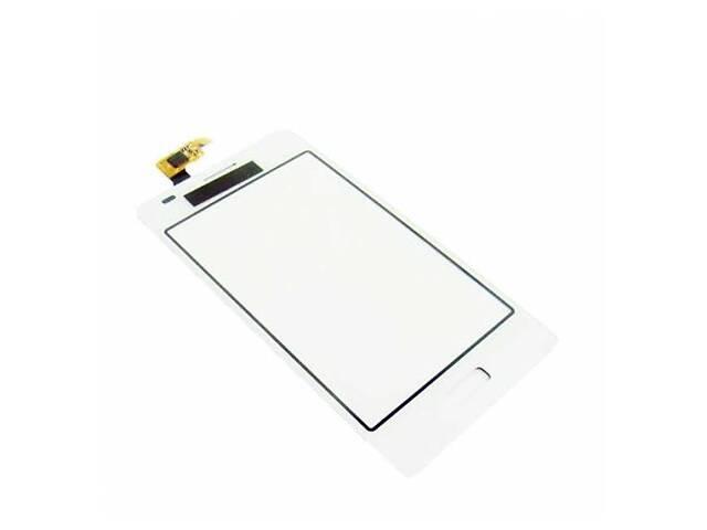 Сенсор (Touch screen) LG E615/  E617 Optimus L5 белый- объявление о продаже  в Харькове
