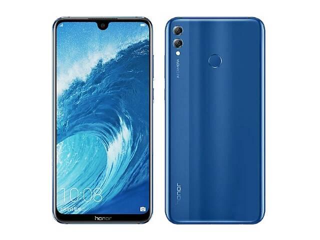 купить бу Смартфон Huawei Honor 8X Max 4/64GB Blue в Киеве