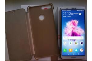 Смартфон Huawei P Smart (FIG-LX1) Gold dual sim